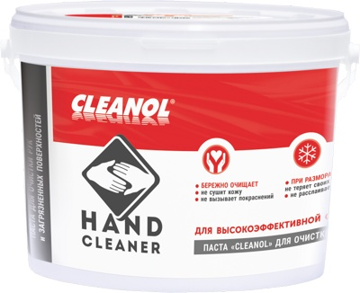 Паста для чиски рук Cleanol HAND CLEANER. 11 л